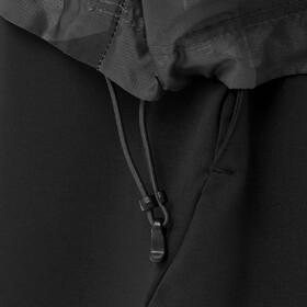 asics fuzeX Packable Giacca Uomo, paint geo dark grey